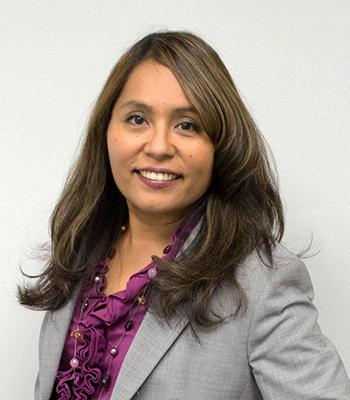 Christine Berk : Past President (2016-2017)